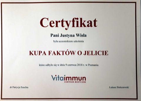 Justyna Płoskonka dietetyk jelita