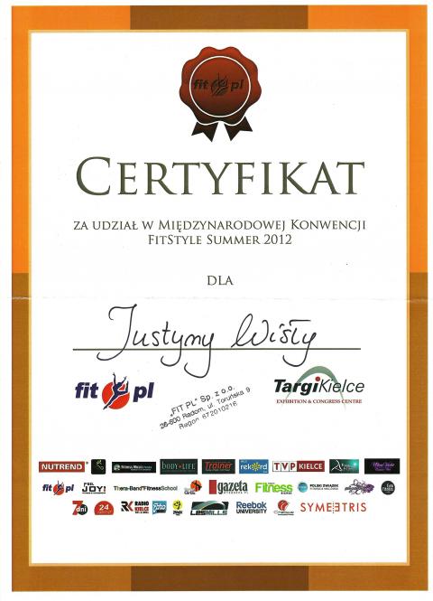 Justyna Płoskonka dietetyk fitness